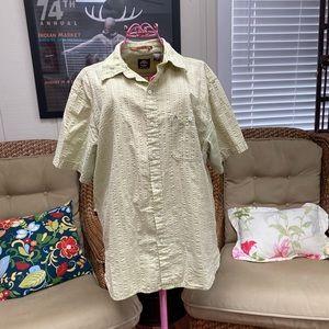 Timberland button up shirt Size L